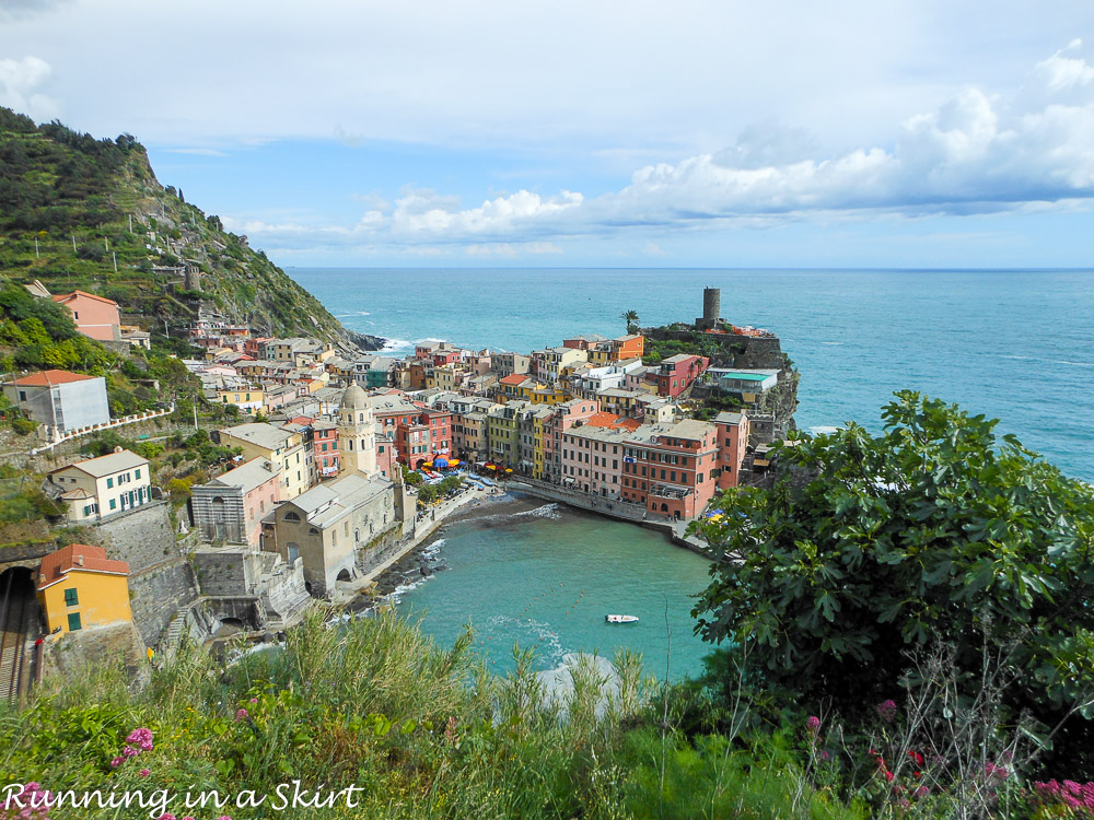 Cinque Terre in May - 2 Days in Cinque Terre- What to see, do, eat & drink! / Running in a Skirt