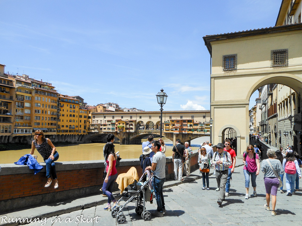 Italy Travel Blog, Florence in a Day- What to see & do! Running in a Skirt