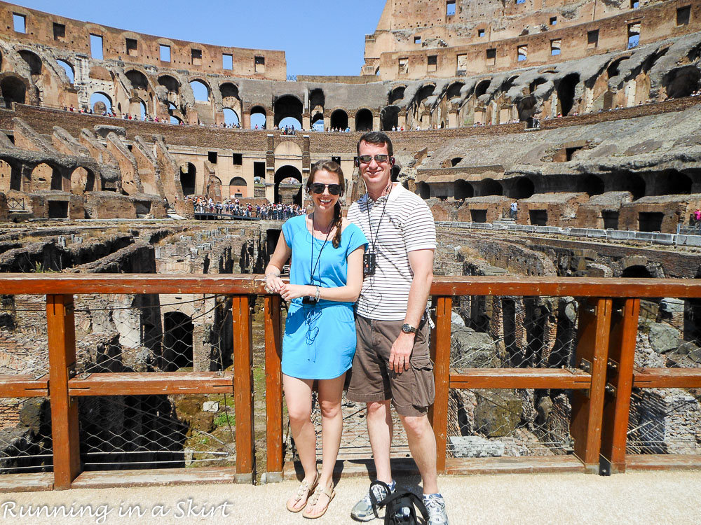 Italy Travel Blog - Two 2 Days in Rome... what to see, do & eat.. how to do it all! / Running in a Skirt
