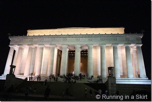 Lincoln_Memoria_Night