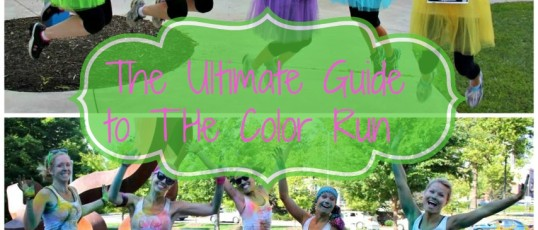 The Ultimate Guide to the Color Run