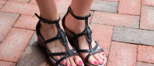 Work Meets Comfort, Ahnu Sandals Giveaway