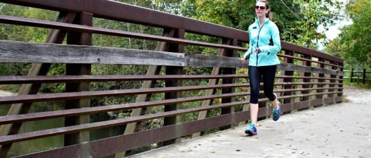 What to Wear for Fall Running & Pearl iZumi Giveaway