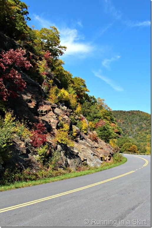 Blue Ridge Parkway Fall - so gorgeous!