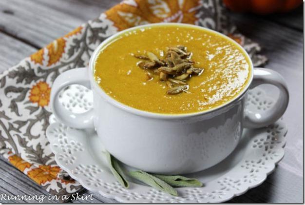 Simple Pumpkin Soup-17-4