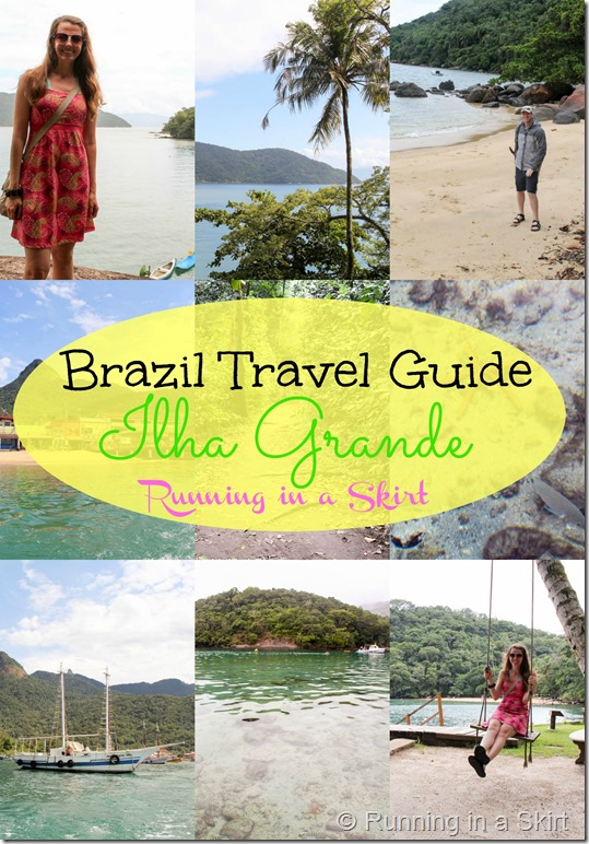 Brazil Travel Guide Ilha Grande Blog/ Tips and Tricks for visiting Ilha Grande from my trip!