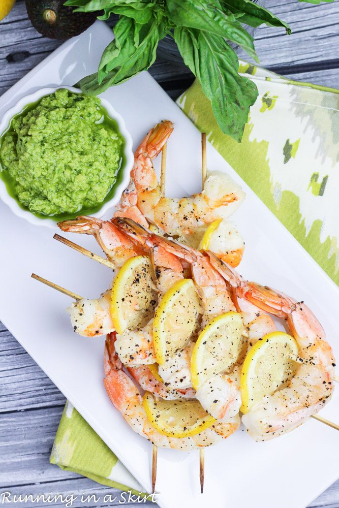 Grilled Shrimp Dipping Sauce