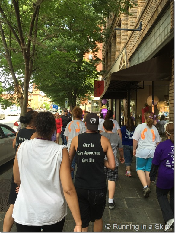 asheville march for babies 4
