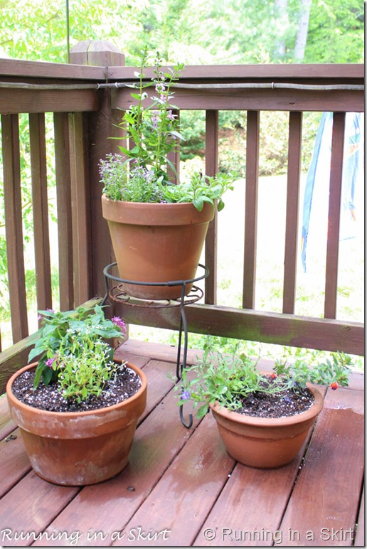 how to build an herb tower-8