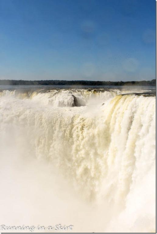 Iguazu Falls- Argentina Side, Devils Throat