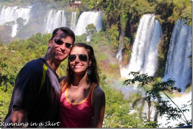 Iguazu Falls- Argentina Side, Middle Trail