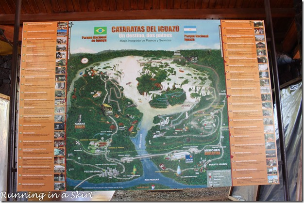 Igauzu Falls- Argentina Side