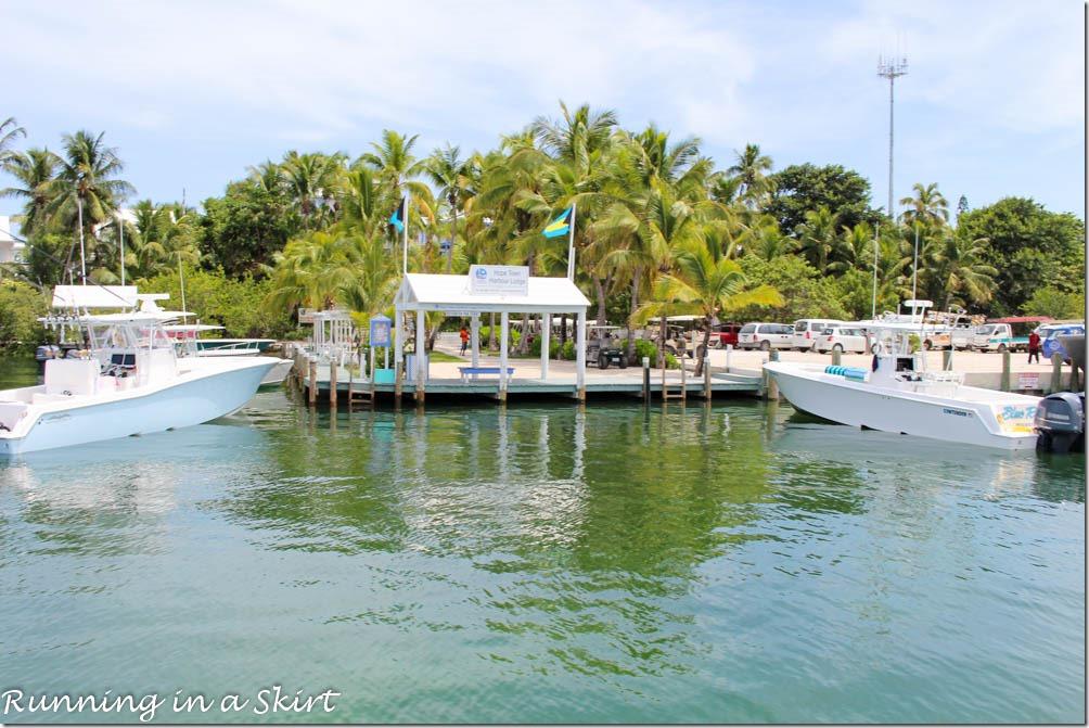 Hope Town Harbor Lodge Dock