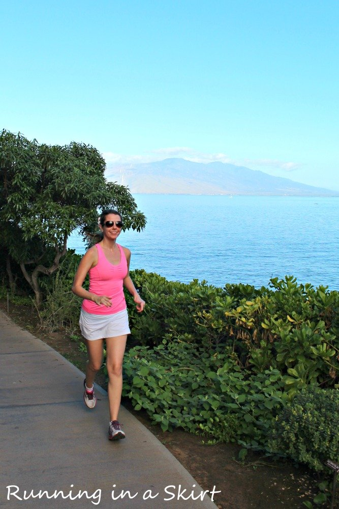 How to Bring Adventure to Everyday Runs with Audible/ Running in a Skirt