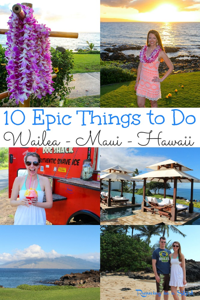 10 Things to Do In Wailea, Maui on a Budget. Includes the best hotel (Wailea Marriott) , restaurant / food, hiking, tours, and beach options on this gorgeous part of Hawaii. Start your vacation planning here! / Running in a Skirt via @juliewunder
