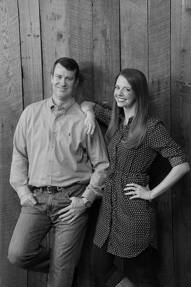 The Portrait Studio Asheville Couples Session-1