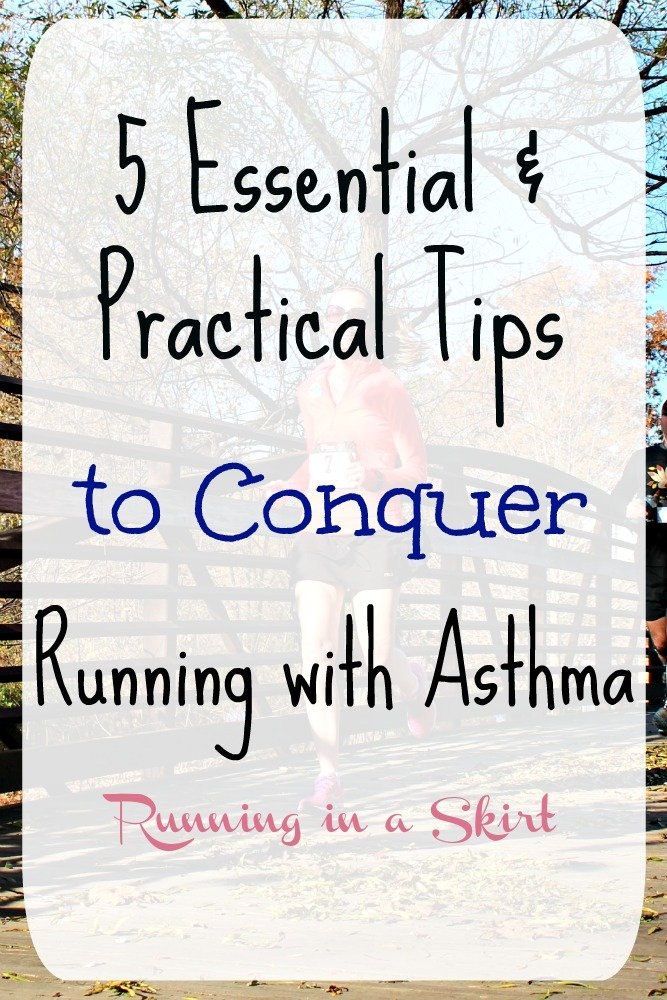 How to Run with Asthma tips