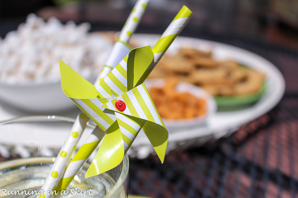 Quick Spring Party Ideas