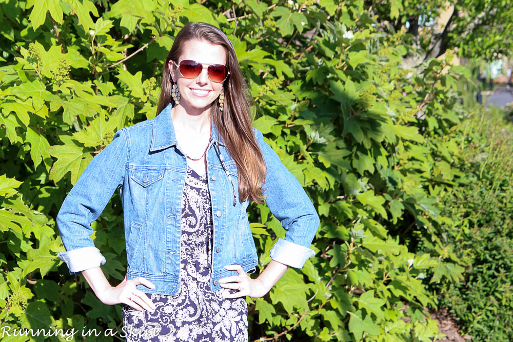 Fashion Friday – Cool Spring Evenings