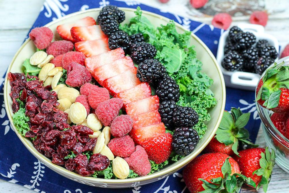 Summer Kale Salad recipe-35-2-2