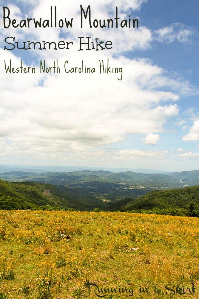 Bearwallow Mountain Summer Hike- Western North Carolina Hiking