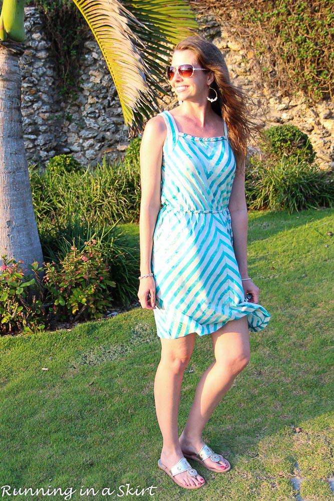 Aventura Clothing Dress, Piper Dress / Running in a Skirt