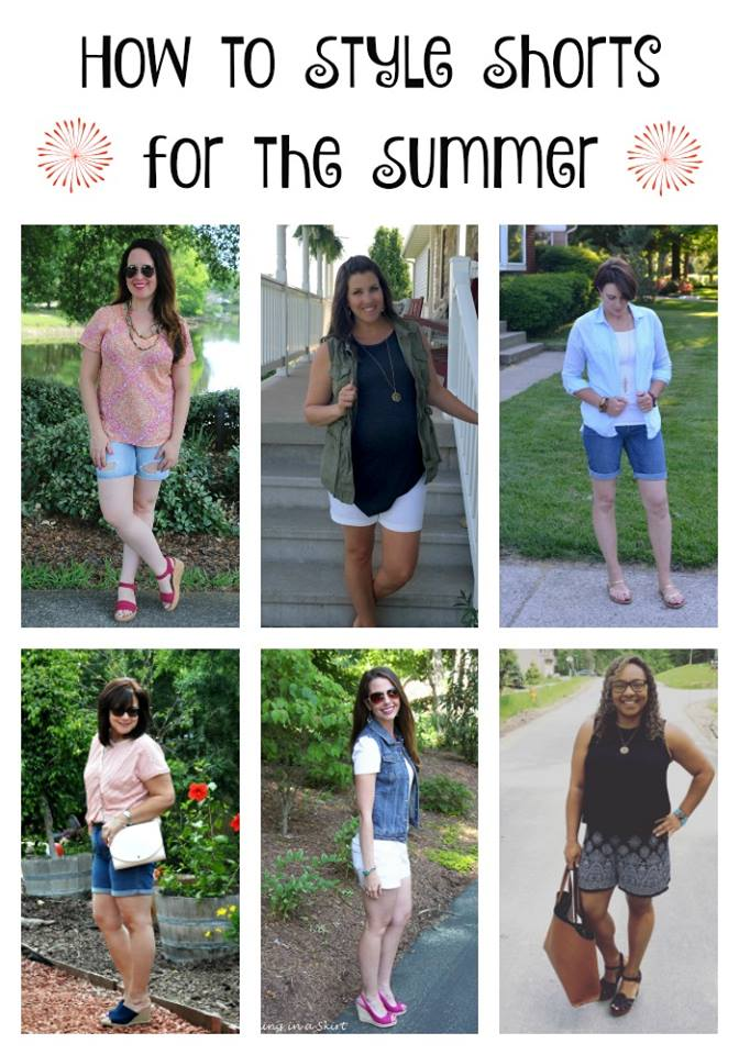 8 Ways to Wear Shorts for Summer