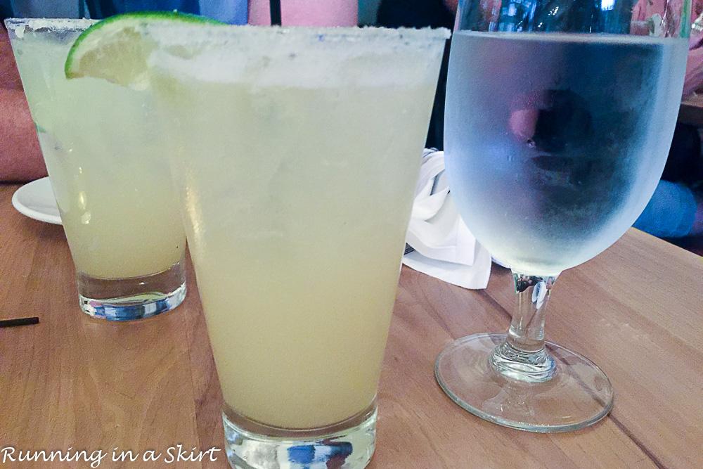 Limones Coconut Margarita