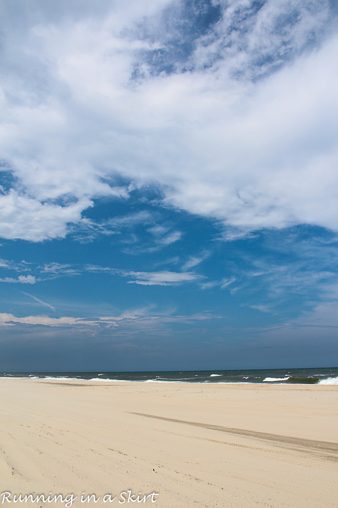 Outer Banks 4WD Beach