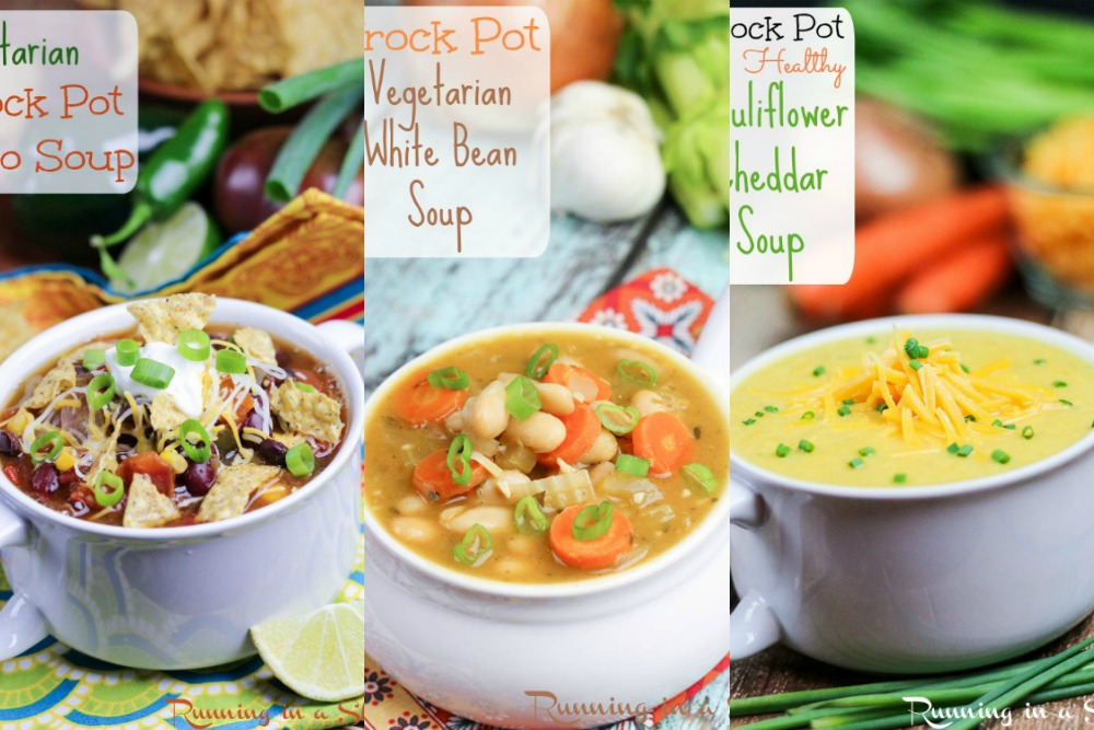 10 cozy vegetarian crock pot soup recipes healthy living for Healthy vegetarian crock pot recipes easy