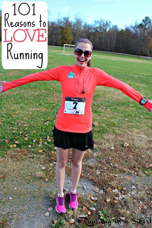 101 Reasons to Run