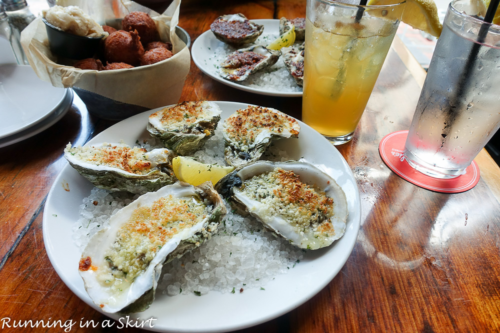 Sorry Charlie Oysters