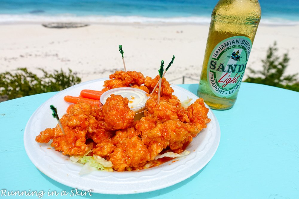 Abaco Restaurants - The Best Abacos Eats / Running in a Skirt