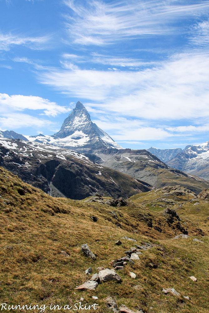 Visiting Zermatt and the Matterhorn/ Running in a Skirt