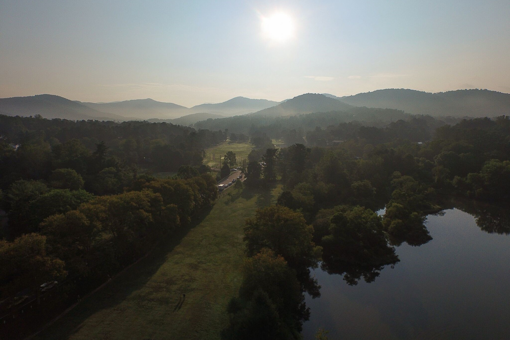 10 Reasons the Asheville Running Experience is Freaking Awesome / Running in a Skirt