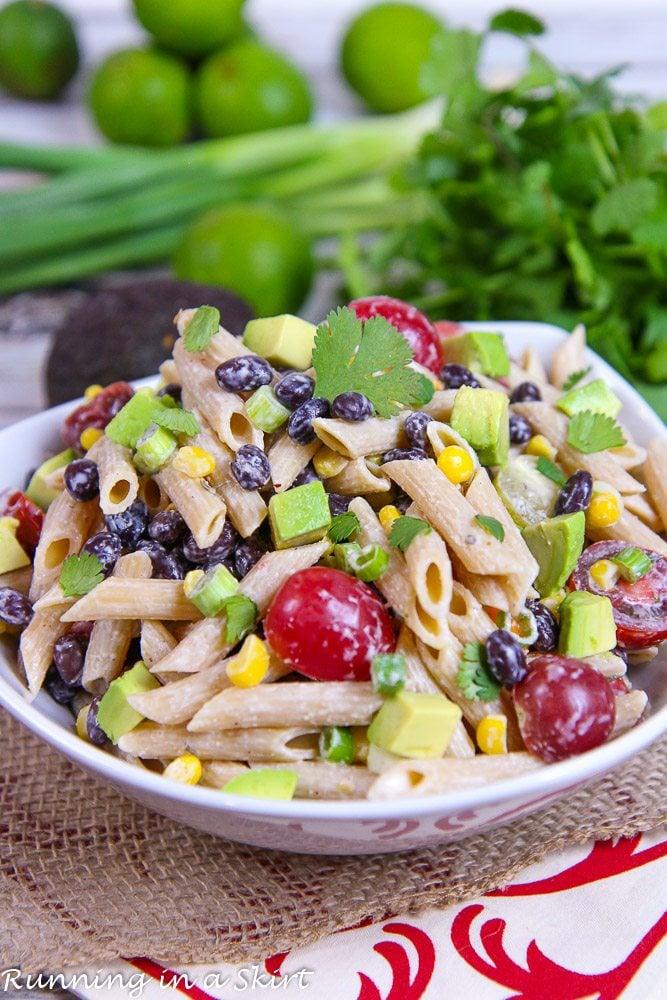 Tex Mex Pasta Salad recipe