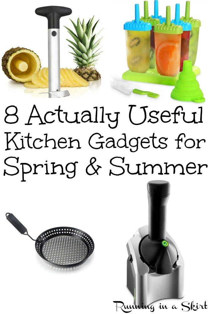 Healthy Summer Kitchen Gadgets