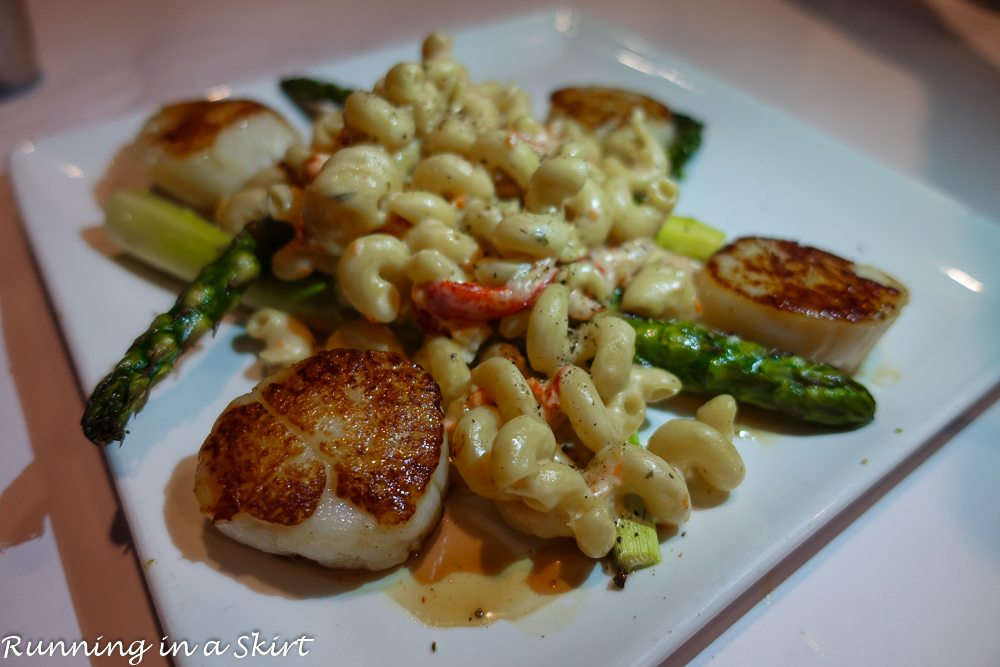 Red Fish Lobster Mac & Cheese