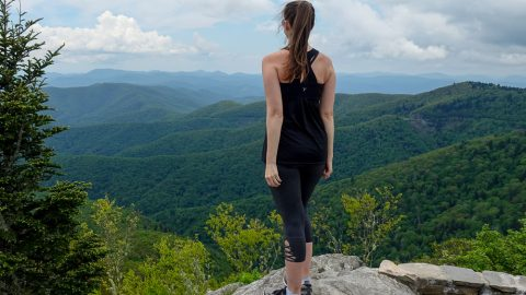 Devil's Courthouse Hike & Frying Pan Tower Hike