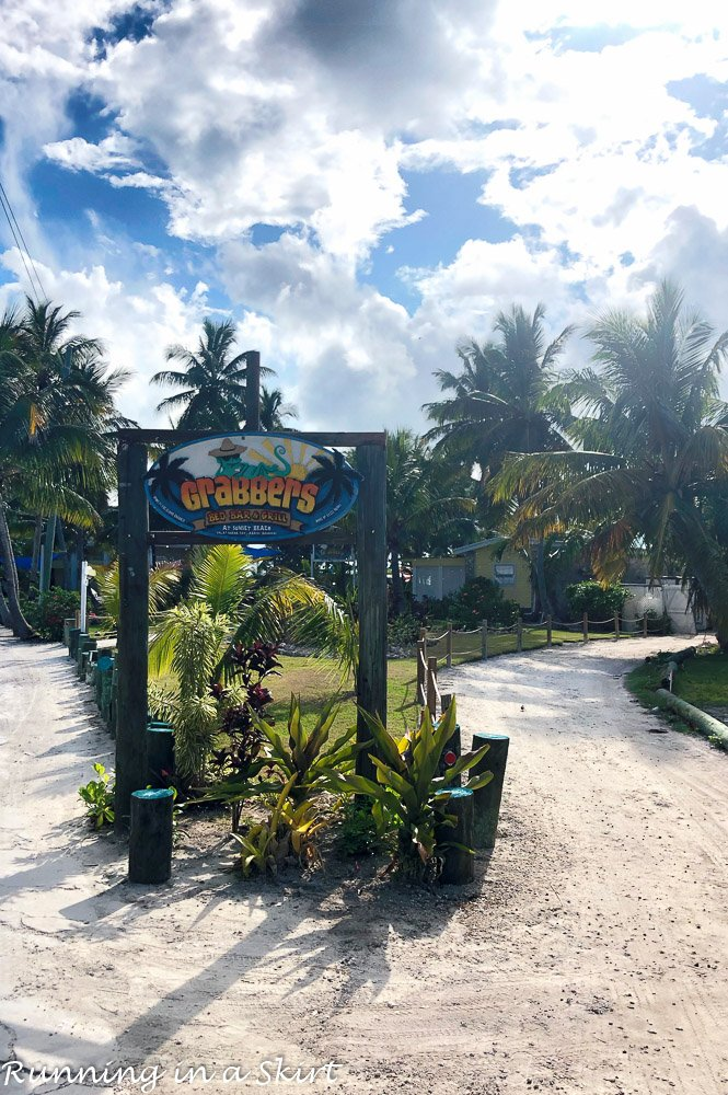 Grabbers in the Abacos