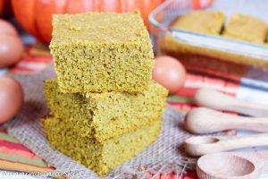 Healthy Pumpkin Cornbread recipe