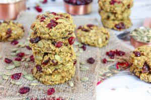 Pumpkin Superfood Cookies recipe