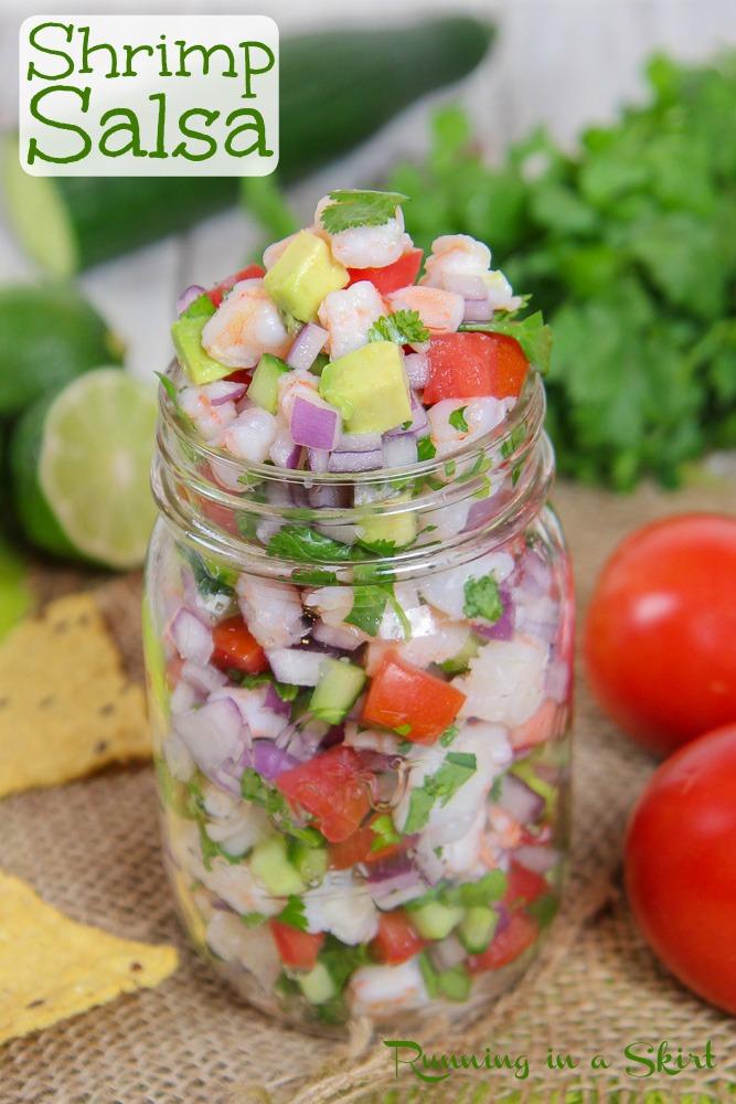 Shrimp Salsa recipe