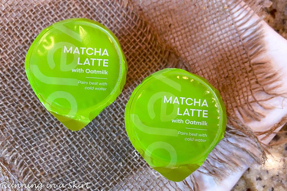 Vejo Pods- Matcha Latte with oatmilk