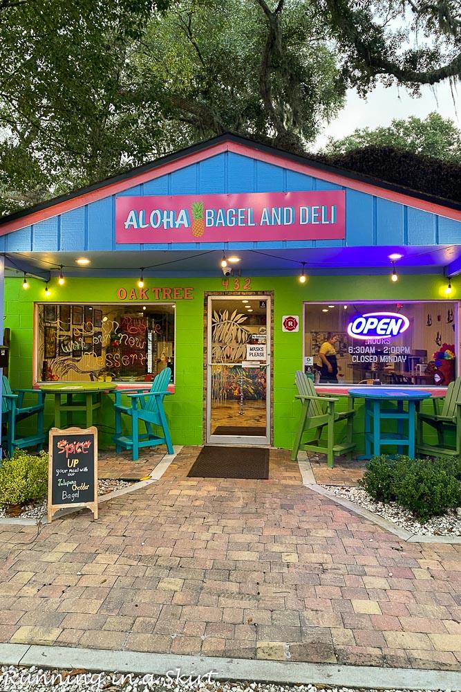 Aloha Bagel and Deli