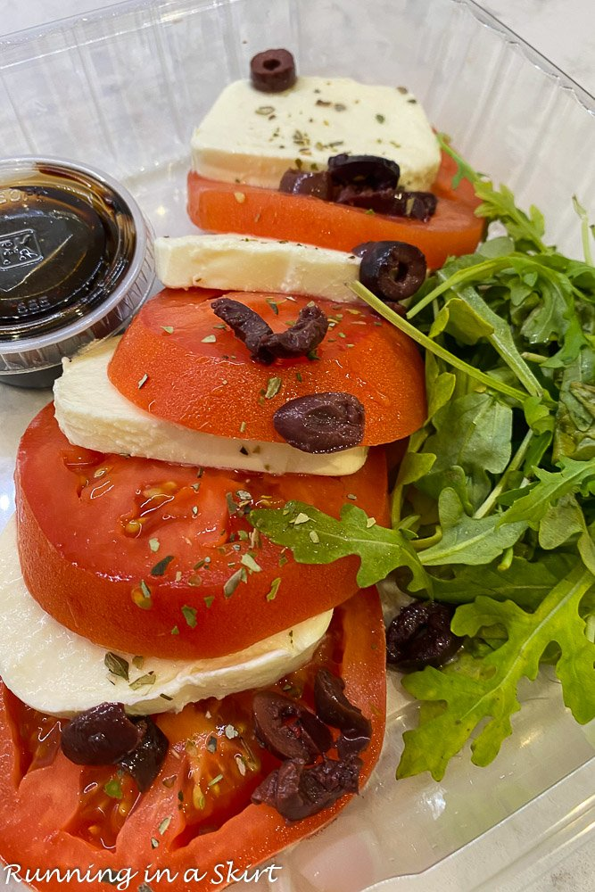 Cucina South Caprese Salad