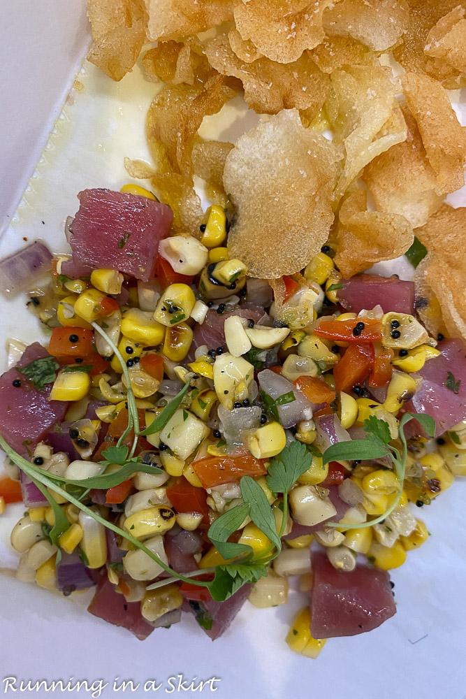Pogo's Kitchen tuna