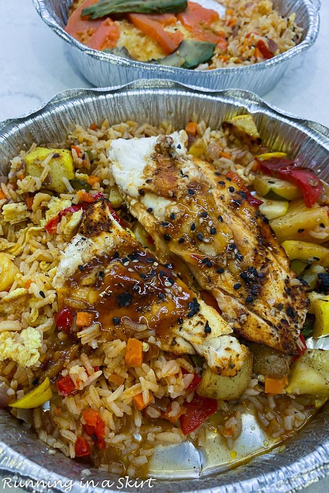 Salt Life Food Shack fish dish