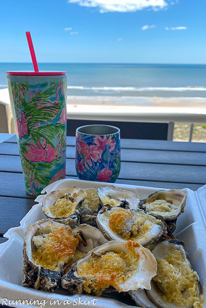 Chargrilled Oysters from Shuckers