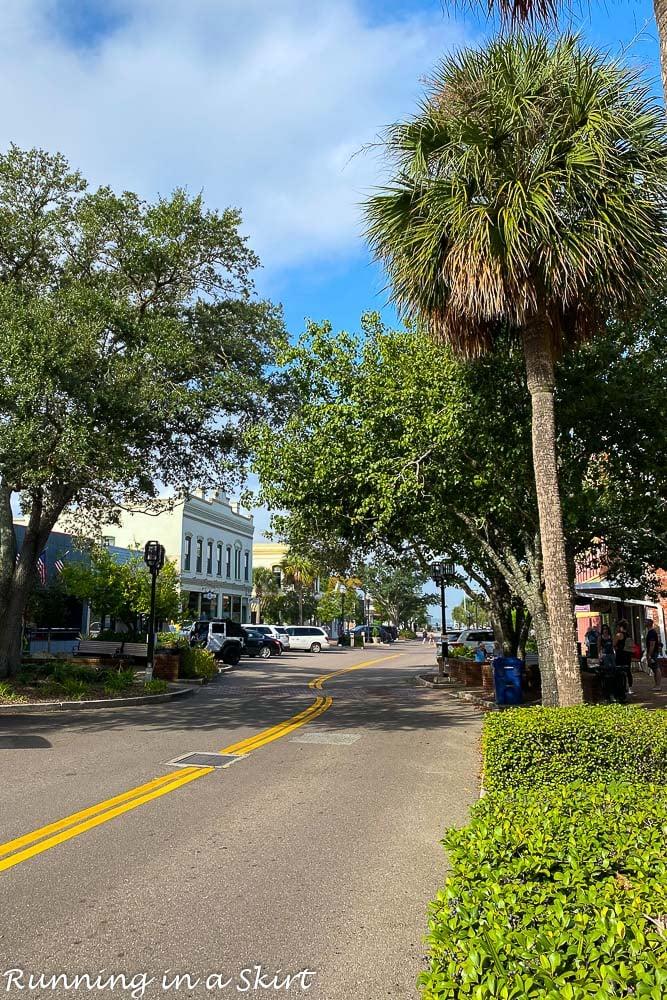 Downtown Historic Fernandina Beach